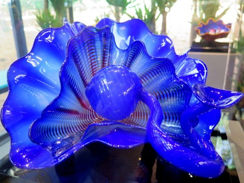 Chihuly Exhibit, NYBG, Chihuly Days, NYBG Garden Shop