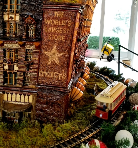 Holiday Train Show, NYBG, Applied Imagination, Paul Busse