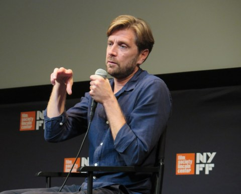 Ruben Ostend, The Square, NYFF 2017