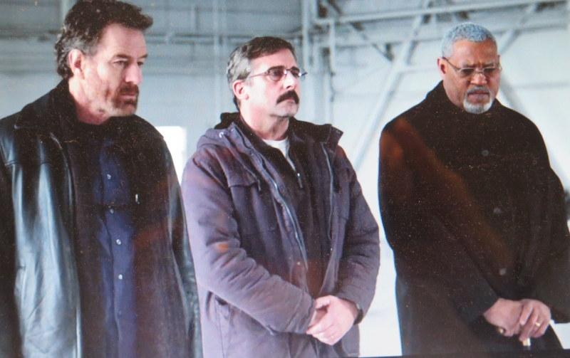 Bryan Cranston, Steve Carell, Laurence Fishburne, Last Flag Flying,