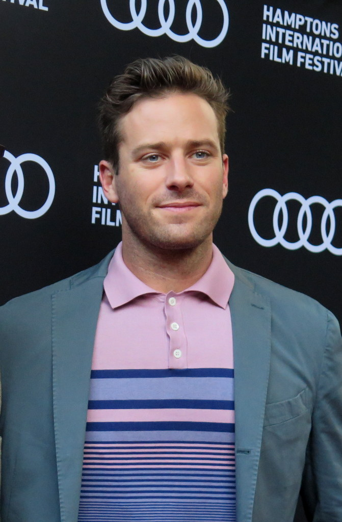 Armie Hammer, HIFF 2017, Call Me By Your Name