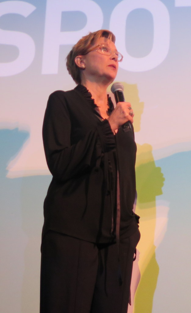 Annette Bening, HIFF 2017, Film Stars Don't Die in Liverpool