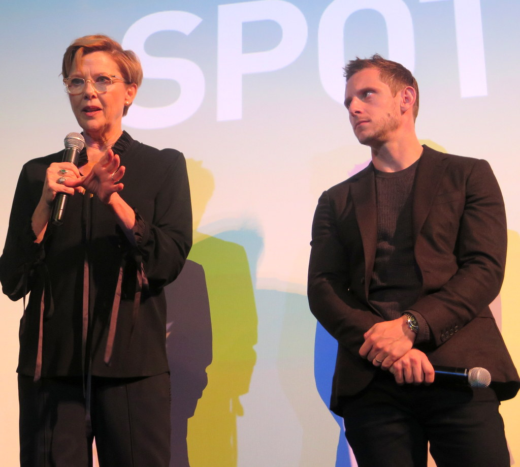 Annette Bening, Jamie Bell, Film Stars Don't Die in Liverpool, HIFF 2017