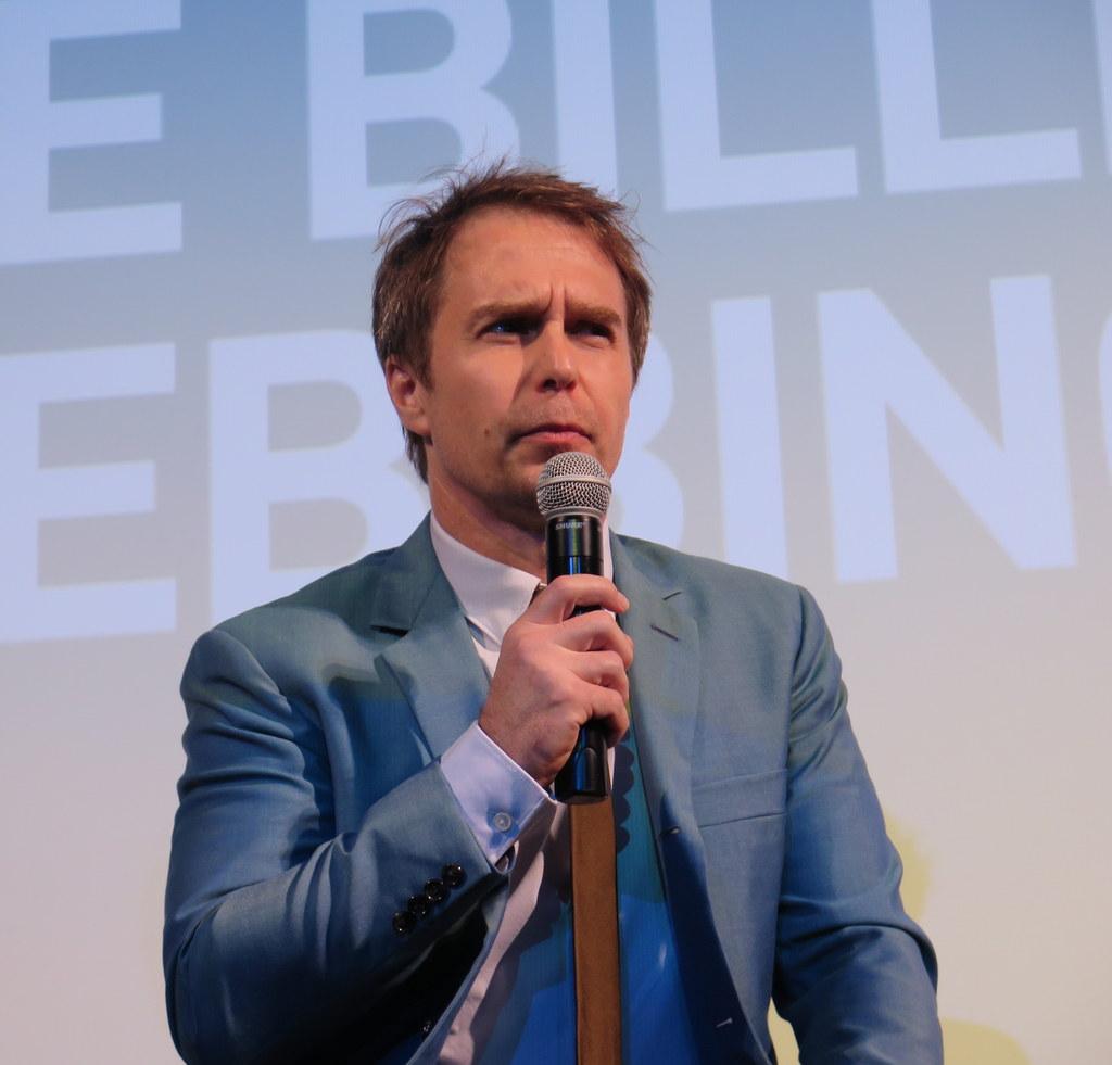 HIFF 2018, Sam Rockwell, Three Billboards Outside Ebbing, Missouri