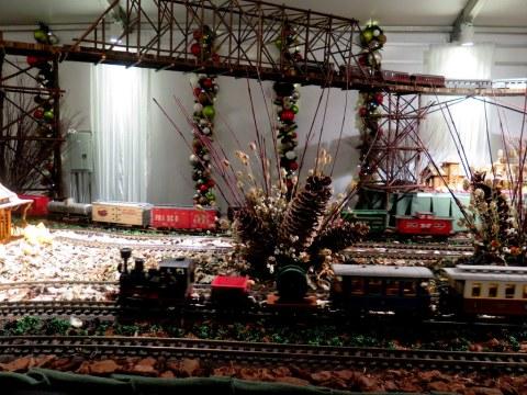 Bar Car Nights, NYBG Holiday Train Show