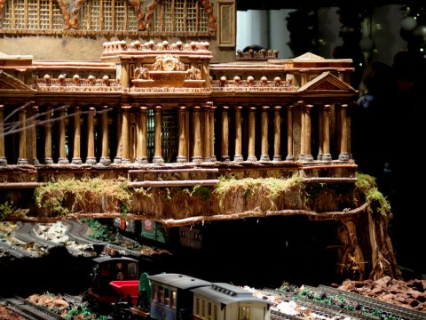 old Penn Station, Bar Car Nights, NYBG Holiday Train Show