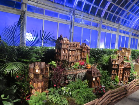 Holiday Train Show, NYBG Bar Car Nights, Applied Imagination