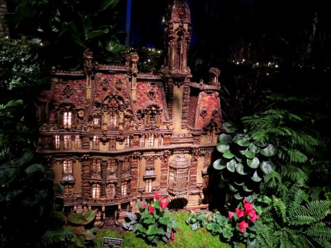 Senator Clark mansion, Bar Car Nights, Holiday Train Show, NYBG, Applied Imagination