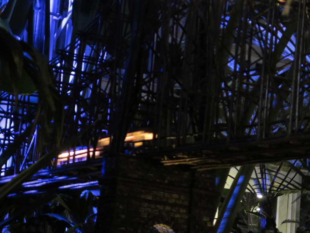 Queensboro Bridge, Bar Car Nights, NYBG Holiday Train Show, Applied Imagination
