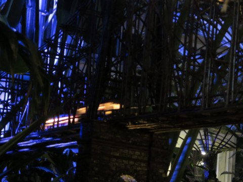 Queensboro Bridge, Bar Car Nights, NYBG Holiday Train Show, Applied Imagination
