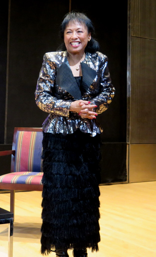 Baayork Lee, NYPL for the Performing Arts at Lincoln Center, League of Professional Theatre Women