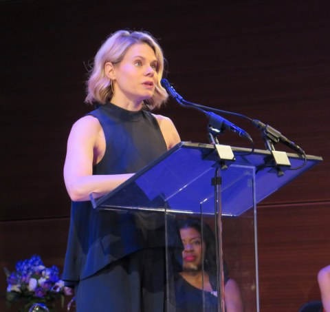 Celia Keenan-Bolger, Adrienne Campbell-Holt, The LPTW Lucille Lortel Award, LPTW Theatre Awards, TIMESCENTER
