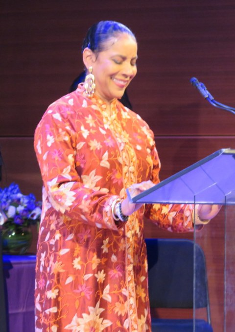 Phylicia Rashad, Lifetime Achievement Award, 2018 LPTW Theatre Women Awards, TIMESCENTER