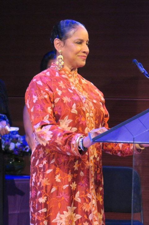 Phylicia Rashad, The Lifetime Achievement Award, 2018 LPTW Theatre Women Awards, TIMESCENTER