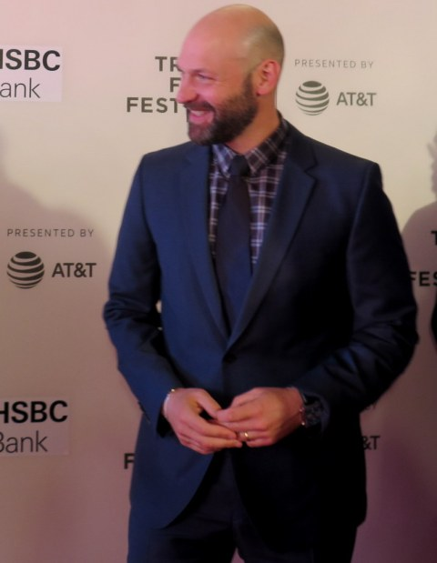 The Seagull, Corey Stoll, Red Carpet, 2018 World Premiere, Tribeca FF, Michael Meyer, Anton Chekhov, Stephen Karam