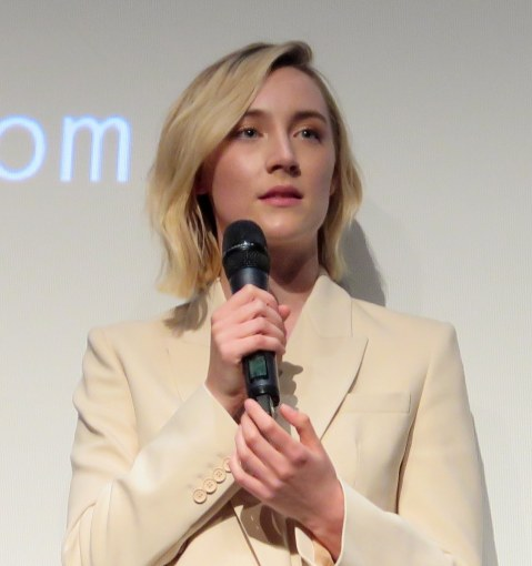 Saoirse Ronan, 2018 Tribeca FF World Premiere and Q & A