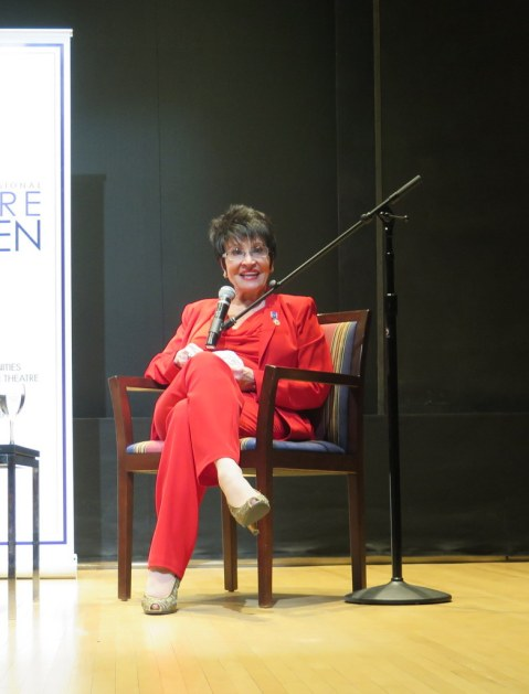 NYPL for the Performing Arts at Lincoln Center, Chita Rivera, Chita Rivera in Conversation With Richard Ridge, LPTW