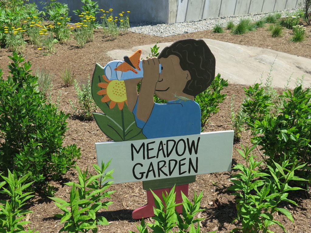 Meadow Garden, NYBG, Edible Academy