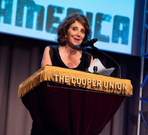 Andrea Martin, Concert for America, The Great Hall, Cooper Union