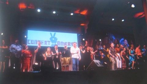 Patrick Wilson, James Wesley, Chita Rivera, Olga Merediz, Concert for America