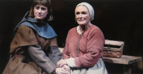 Grace Van Patten, Glenn Close, Matthew Penn, Mother of the Maid, Matthew Penn, Jane Anderson, The Public Theatre
