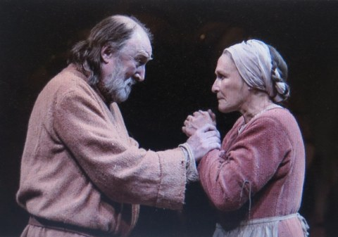 Dermot Crowley, Glenn Close, Mother of The Maid, Jane Anderson, Matthew Penn, The Public Theater