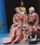 Kate Jennings Grant, Olivia Gilliatt, Glenn Close, Mother of The Maid, Matthew Penn, Jane Anderson, The Public Theater