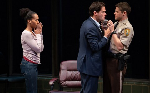 Kerry Washington, Kenny Leon, Christopher Demos-Brown, Jeremy Jordan, Steven Pasquale, Booth Theatre