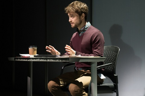 Daniel Radcliffe, 'The Lifespan of a Fact,' Leigh Silverman