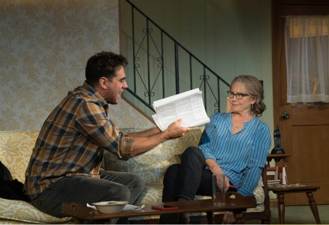 Bobby Cannavale, Cherry Jones, The Lifespan of a Fact, Leigh Silverman