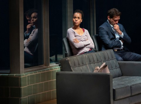 Kelly Washington, Steven Pasquale, American Son, Christopher Demos-Brown, Kenny Leon, Booth Theatre