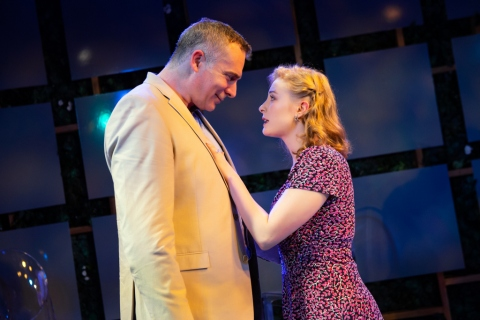 Aidan Redmond, Jenny Leona, Two by Friel (The Yalta Game), Conor Bagley, Irish Repertory Theatre
