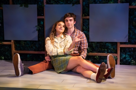 Irish Repertory Theatre, Conor Bagley, Two by Friel (Lovers: Winners, Aoife Kelly, Phil Gillen