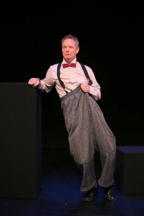 Bill Irwin, On Beckett: Exploring The Works of Samuel Beckett, Irish Repertory Theatre