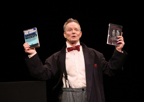Bill Irwin, On Beckett, Exploring The Works of Samuel Beckett, Irish Repertory Theatre