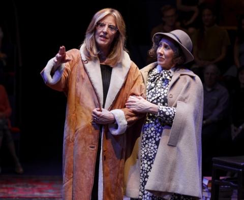 Christine Lahti, Gloria Steinem, Joanna Glushak, Bella Abzug, Gloria: A Life, Emily Mann, Diane Paulus