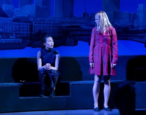 Karoline Xu, Adelaide Clemens, The Hard Problem, Tom Stoppard, Jack O'Brien, Lincoln Center Theater