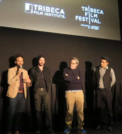 Tribeca FF 2018, Shawn Snyder, Jason Begue, Matthew Broderick Géza Röhrig, To Dust