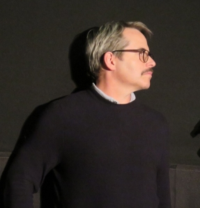 Tribeca FF Q and A, Matthew Broderick, To Dust, Shawn Snyder, Jason Begue
