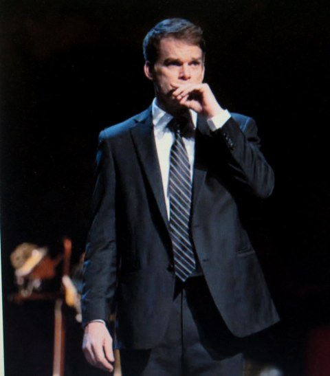 Michael C. Hall, Thom Pain (Based on Nothing), Will Eno, Oliver Butler, The Pershing Square Signature Center