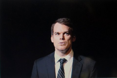Michael C. Hall, Thom Pain (Based on Nothing), Will Eno, Oliver Butler, Pershing Square Signature Center
