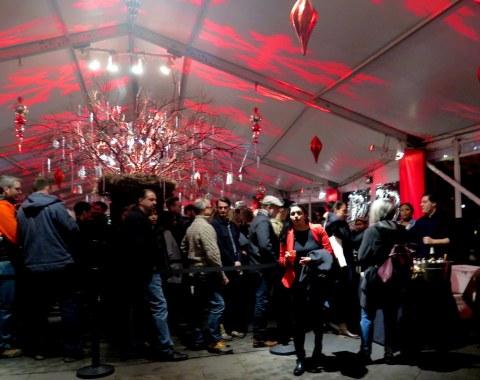 Bar Car Nights, 27th Holiday Train Show, NYBG, the Bronx