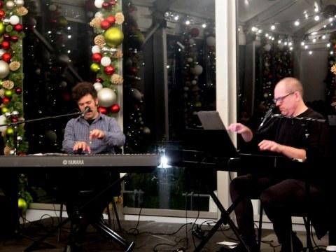 Bar Car Nights, NYBG Holiday Train Show 2018