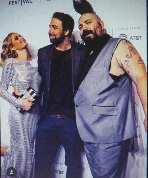 Tribeca FF 2018, Bret Marcus, Paris Hilton, Josh, The American Meme, Social Media fandom