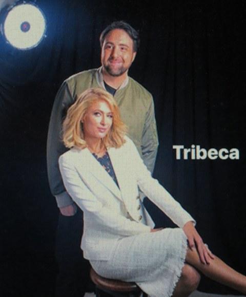 Bert Marcus, Paris Hilton, The American Meme, Tribeca FF 2018