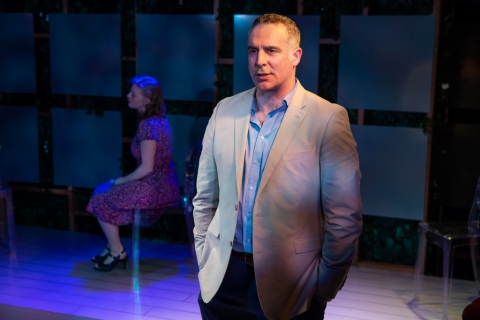 Jenny Leona, Aidan Redmond, Irish Repertory Theatre, Two by Friel (The Yalta Game), Conor Bagley