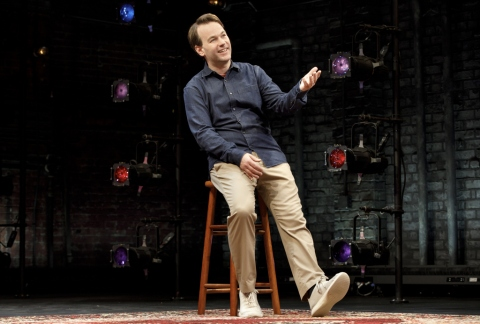 Mike Birbiglia, The New One, Seth Barrish, The Cort Theatre