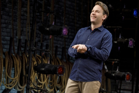 Mike Birbiglia, The True One, Seth Barrish, The Cort Theatre