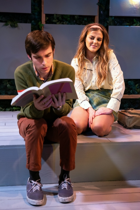 Phil Gillen, Aiofe Kelly, Two by Friel, (Lovers: Winners), Irish Repertory Theatre,Conor Bagley