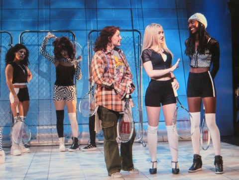 Talya Groves, Tessa Grady, Ephie Aardema, Dove Cameron, Zurin Villanueva, Clueless The Musical, world premiere, Off-Broadway, The New Group, The Pershing Square Signature Center